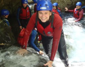 Gorge Walking Fort William