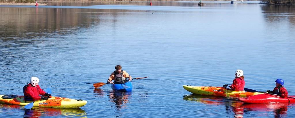 Kayaking 1500 x 600