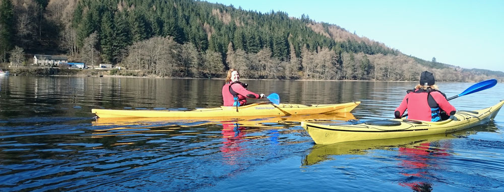 Sea-Kayaking-Loch-Oich