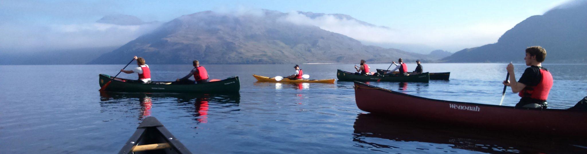 Canoe Trip Gift Voucher