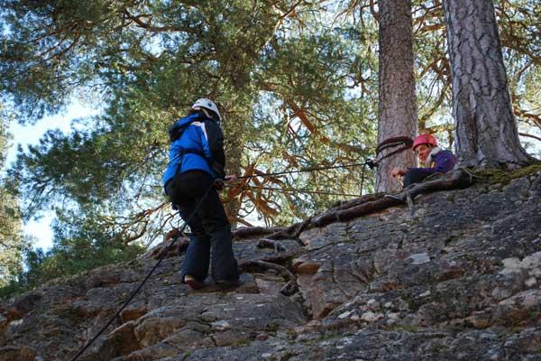 Climbing & Abseiling Scotland