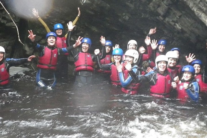 Gorge Walking Adventure