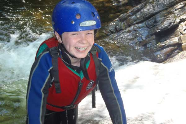 Gorge Walking Scotland