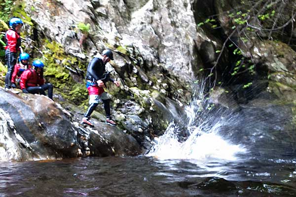 Gorge Walking Inverness