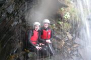 Gorge Walking with Active Highs