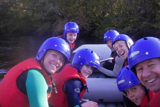 River Rafting Safari