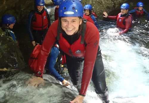 Gorge Walking Fort Augustus