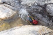 Canyoning Fort William Scotland