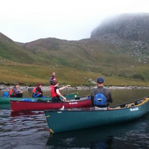 Canoe Trips Scotland