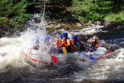 whitewater rafting gift vouchers