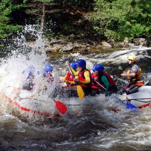 whitewater rafting gift vouchers