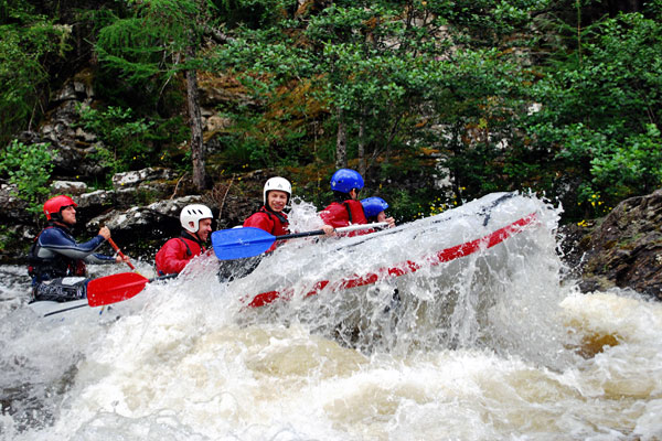 white water rafting gift vouchers experience
