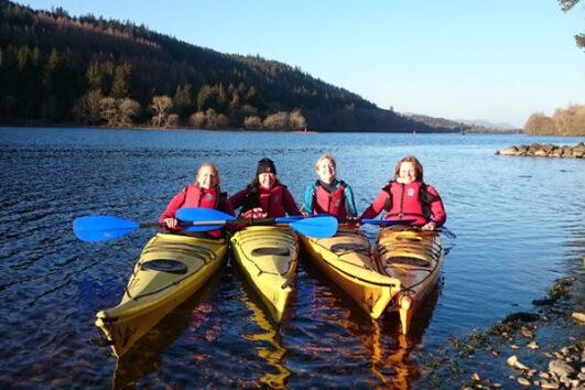 Kayaking Trips Fort William
