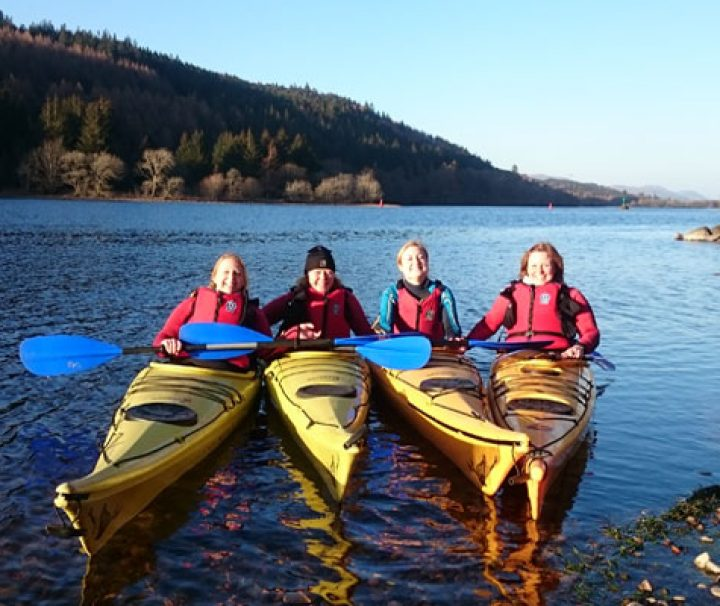 Kayaking Trips Fort William