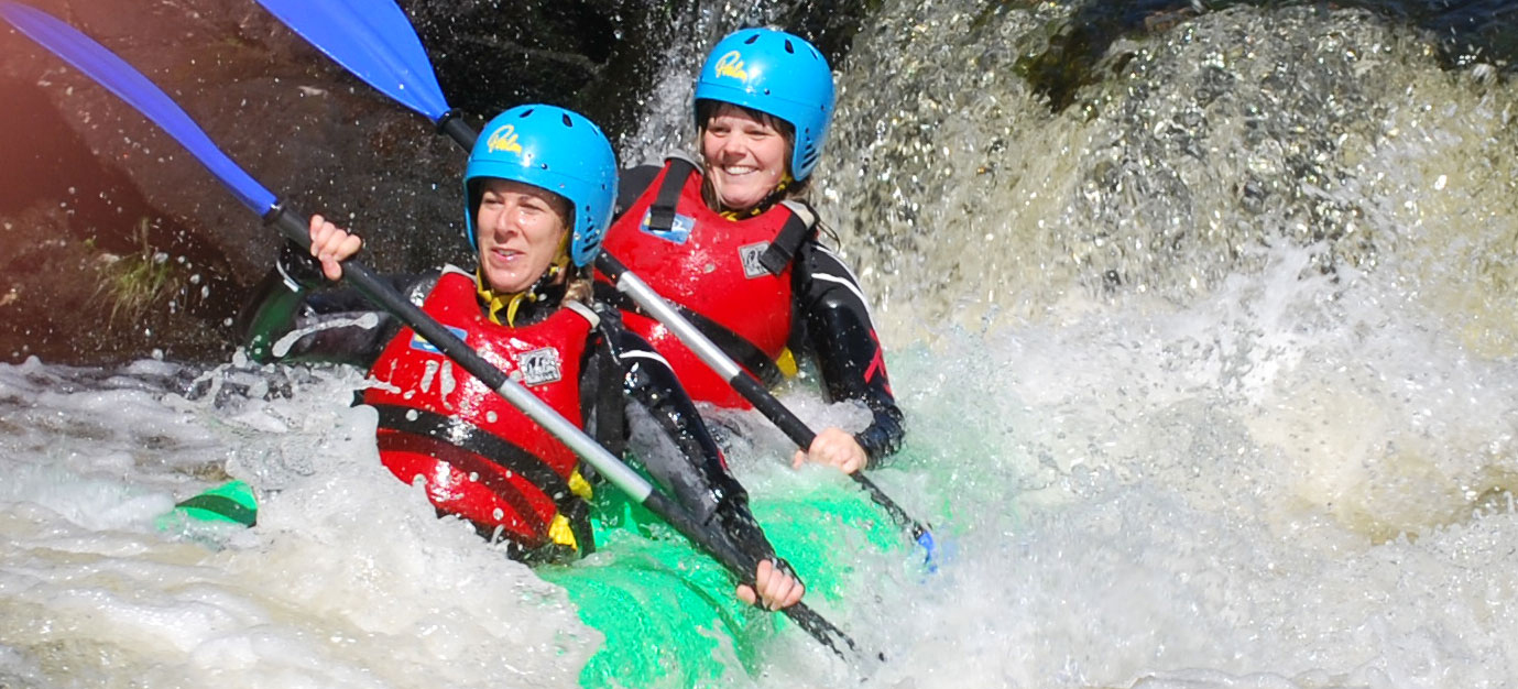 White Water Kayak Trips Fort William