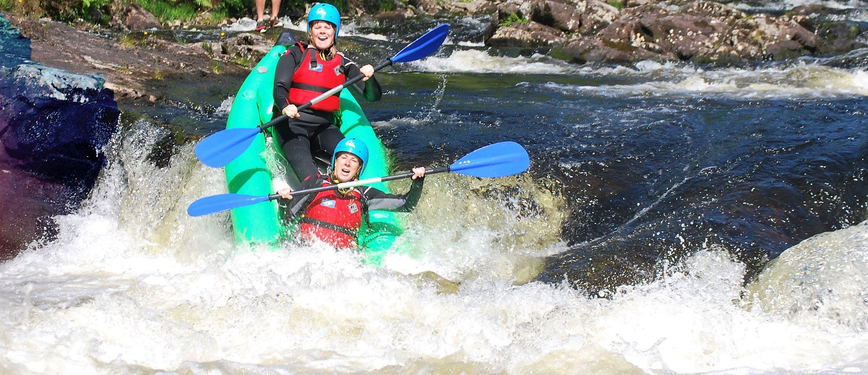 White Water KayakTripsFort William